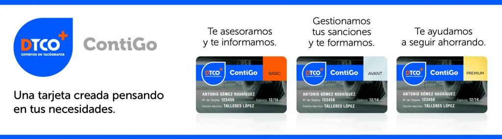Informacion tarjetas ContiGo