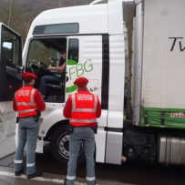 Campaña Control Tacografos en Navarra