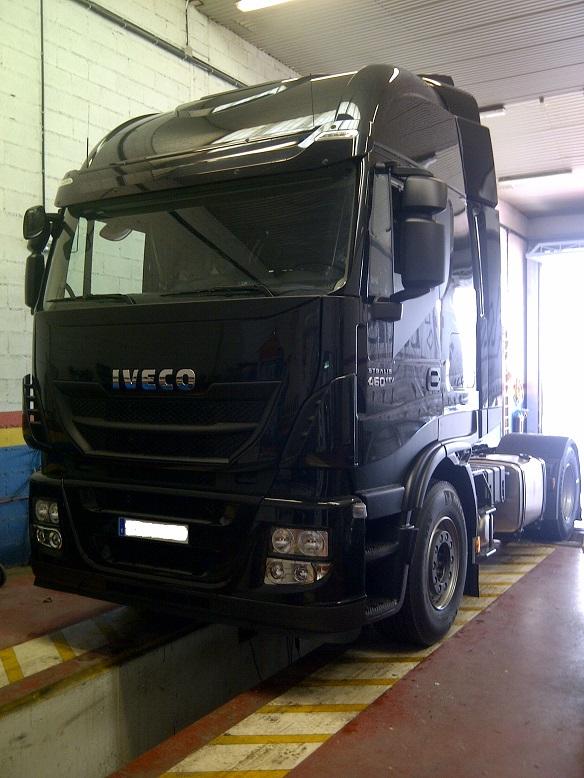 ¿Quieres ver cómo se fabrica un camión?
