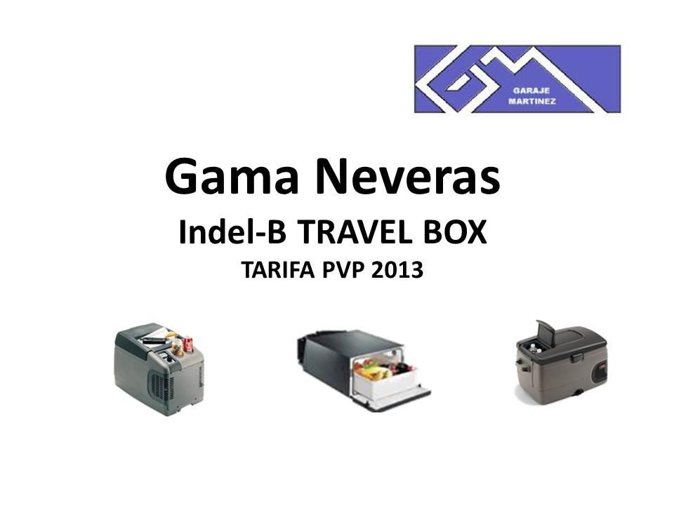 NEVERAS INDEL-B1